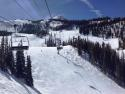 What a beautiful, bluebird day at Crested Butte Mountain Resort! Get out there and SKI!
