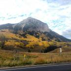 Fall in Crested Butte, Colorado is a beautiful time of year!